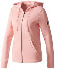 Adidas Ess Solid Full Zip Hoodie
