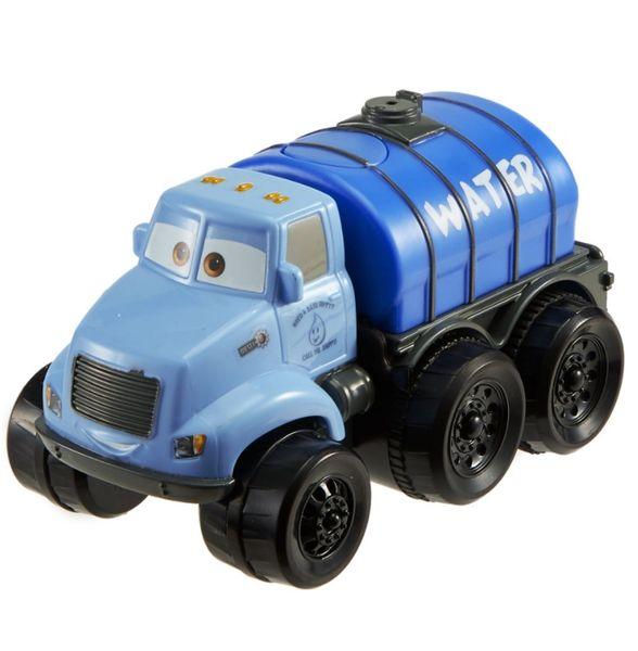 Mattel Cars 3 Velké autíčko do vody Mr. Drippy