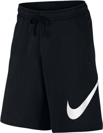 Nike moške kratke hlače NSW Short FLC EXP Club, črne, XL