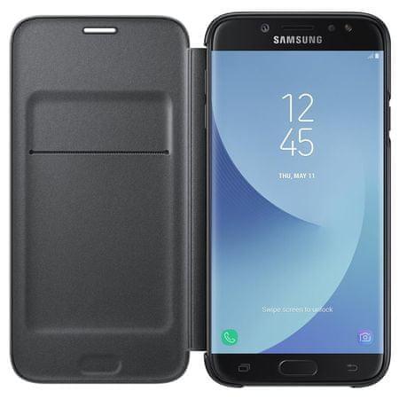 Samsung torbica za Samsung Galaxy J7 2017 J730, črna
