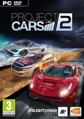 Namco Project Cars 2 (PC)