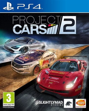 Namco Project Cars 2 (PS4)