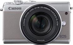 Canon EOS M100 Body + 500 Kč na fotoslužby