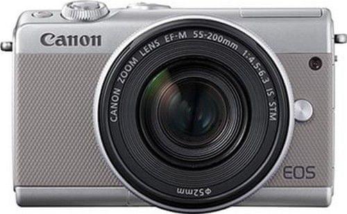 Canon EOS M100 Body Gray