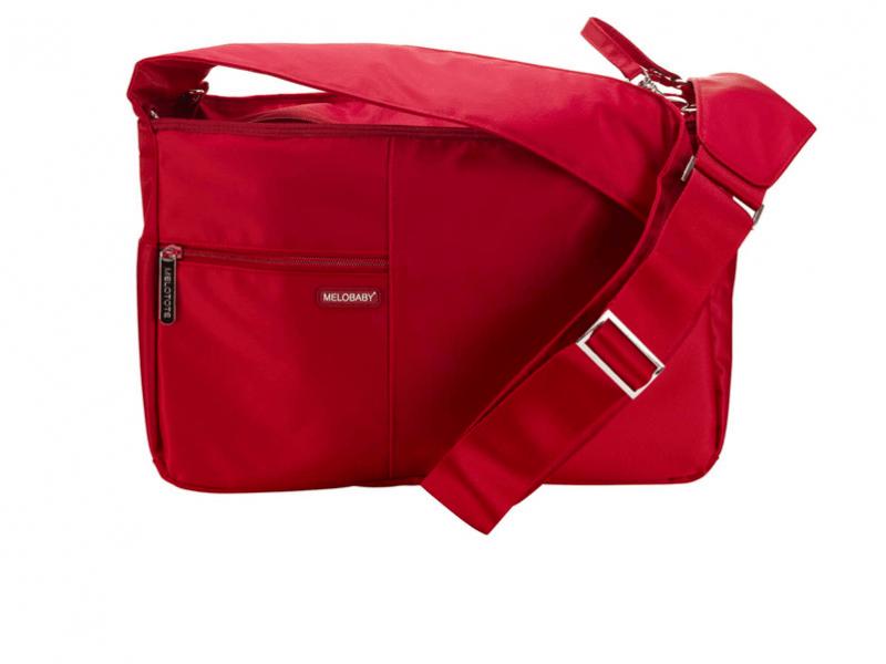 Melobaby MELOTOTE přebalovací taška červená