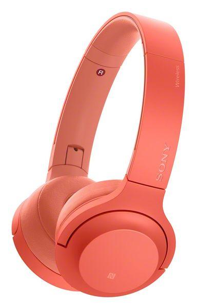 Sony WH-H800, červená