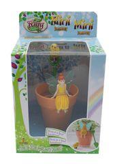 Alltoys My Fairy Garden - mini květináč žlutá