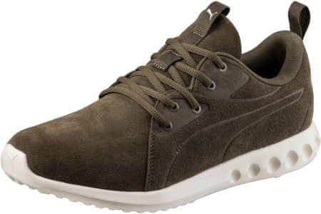 Puma buty Carson 2 Molded Suede Olive Night Whisper 45