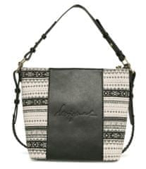 Desigual ženska ročna torbica črna Lila Astún