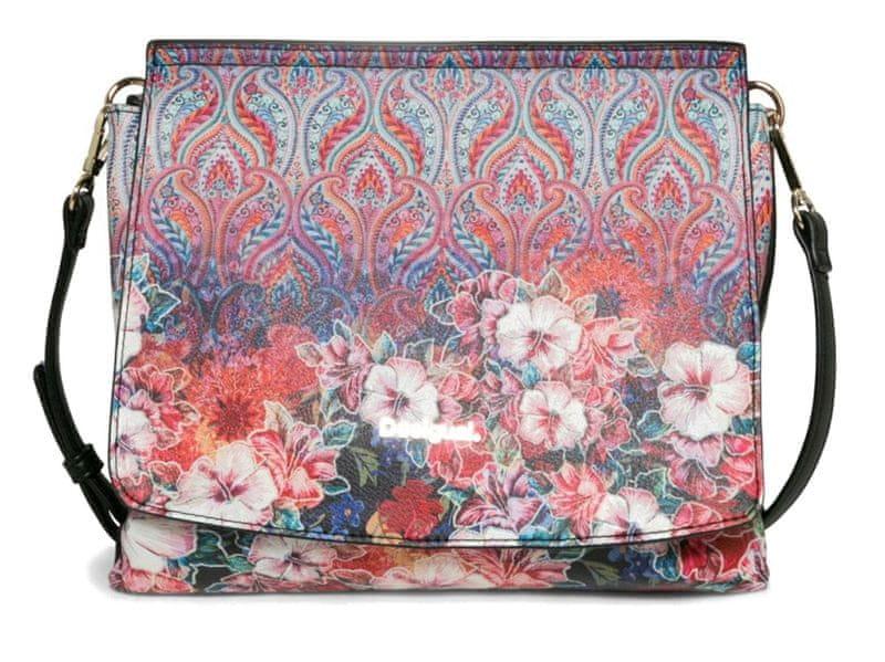 Desigual růžová kabelka Amberes Freya