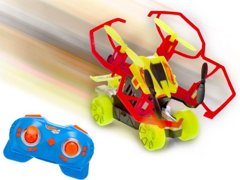 Hot Wheels RC Bladez Quad Racerz auto