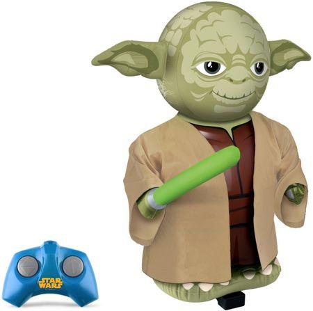 Star Wars Nadmuchiwany model RC Jumbo Yoda