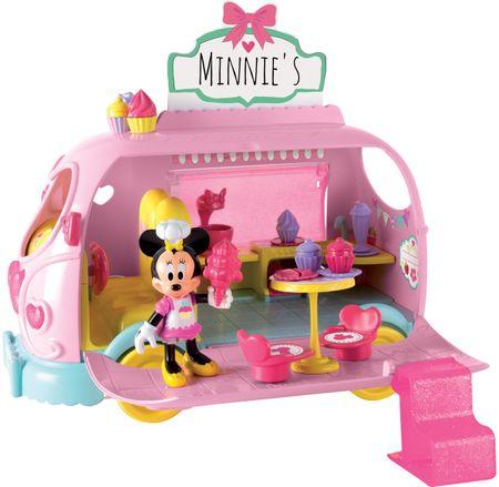 Mikro hračky Cukiernia na kółkach Minnie