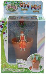 Alltoys My Fairy Garden - mini květináč oranžová