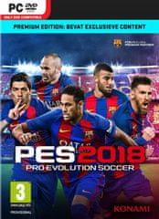 Konami Pro Evolution Soccer 2018 (PC) - Premium Edition