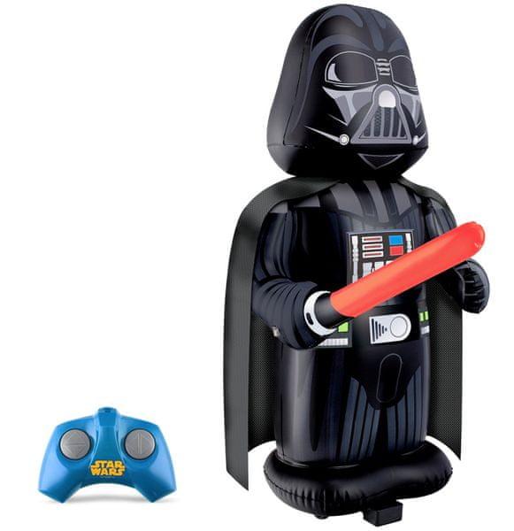 Star Wars Nafukovací R/C Jumbo Darth Vader