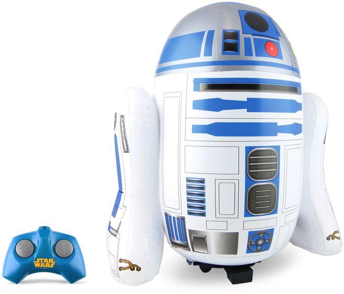 Star Wars Nafukovací R/C Jumbo R2-D2