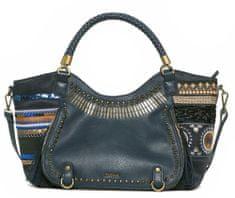 Desigual ženska ročna torbica temno modra Rotterdam Deep Navy