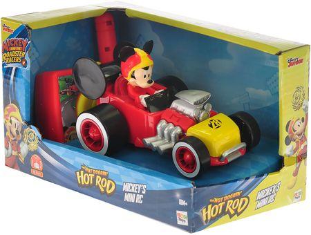 Mikro hračky Mickey Mouse R C závodní formule b5650da43bd