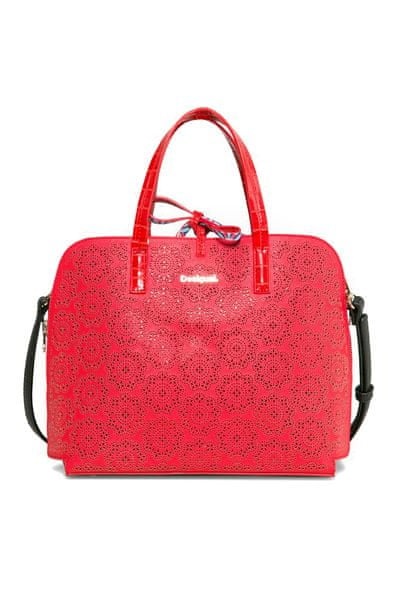Desigual červená kabelka Hamar Birmania