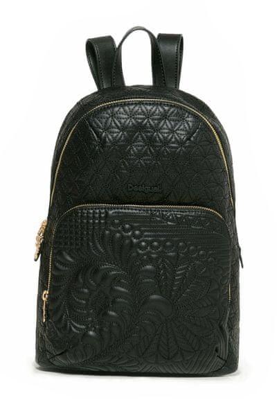 Desigual dámský černý batoh Lima Lottie