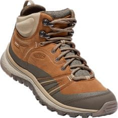 fbf23e30b3c KEEN Terradora Leather Mid Wp W
