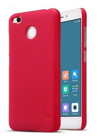 Nillkin Super Frosted zadní kryt, Xiaomi Redmi 4X, červená