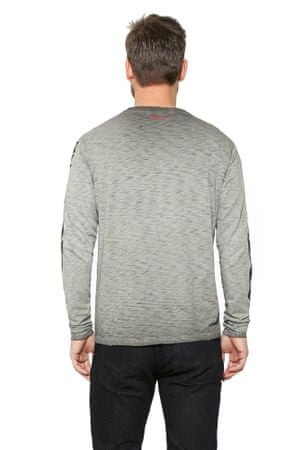 Desigual pánské tričko Eren S sivá  dba955138a5