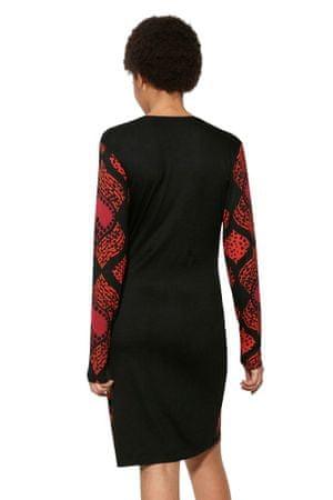 Desigual női ruha Gaelle XS piros - További információ a termékről ... 33600ff439