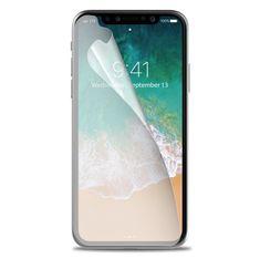 Celly Prémiová ochranná fólie displeje Perfetto pro Apple iPhone 8, lesklá, 2ks