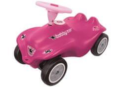 BIG Odstrkovadlo Big Bobby Car Rockstar růžové