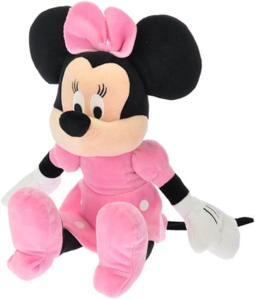 Mikro hračky Minnie plyšová 44cm