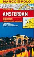Amsterdam - City Map 1:15000