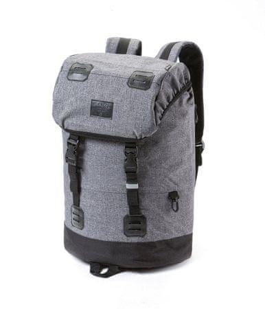 MEATFLY unisex plecak Pioneer 2 szary UNI