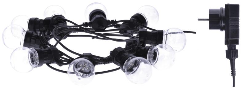 Emos řetěz Party bulb 50 LED multicolor