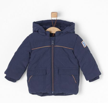 s.Oliver chlapecká bunda 80 modrá