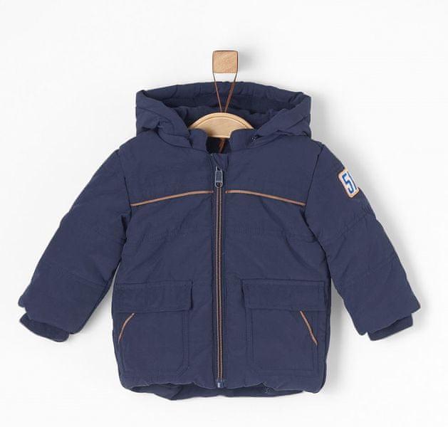 OLIVER chlapecká bunda 86 modrá