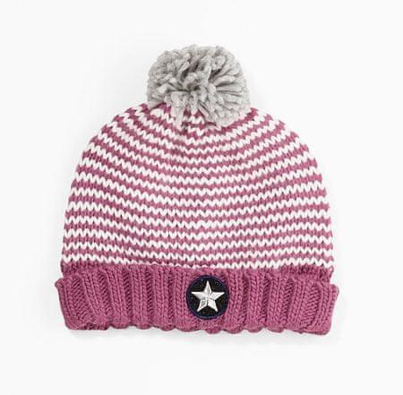 s.Oliver dievčenská čiapka 51 - 53 růžová