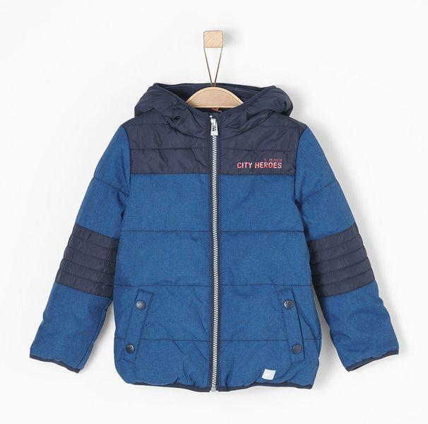 s.Oliver chlapecká bunda 128 modrá