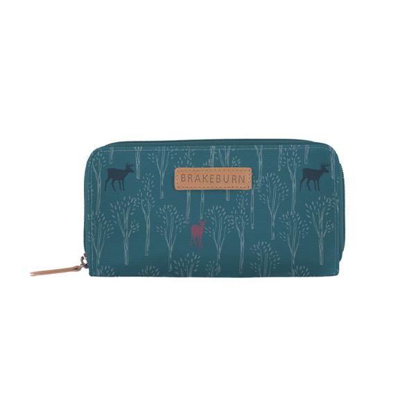Brakeburn dámská zelená peněženka