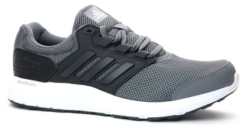 Adidas Galaxy 4 M Grey Five/Core Black/Ftwr White 44.0