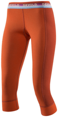Devold legginsy termoaktywne Hiking Woman 3/4 Long Johns