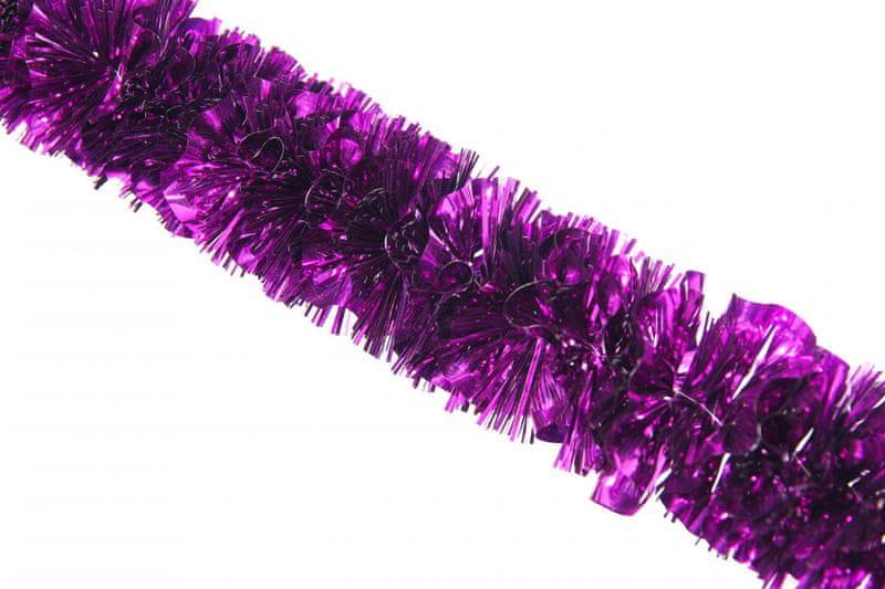 Seizis Řetěz fialový 18 řadý, 2m, 2ks