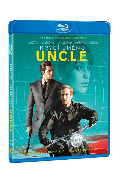 Krycí jméno U.N.C.L.E. - Blu-ray