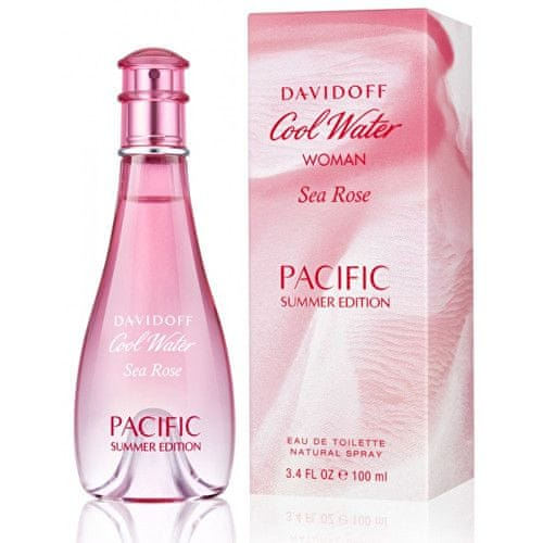 Davidoff Cool Water Woman Sea Rose Pacific Summer Edition - EDT 100 ml