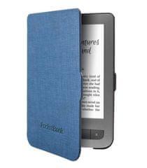 PocketBook Etui na czytnik Ebooków 614/623/624/626, czarno – niebieski