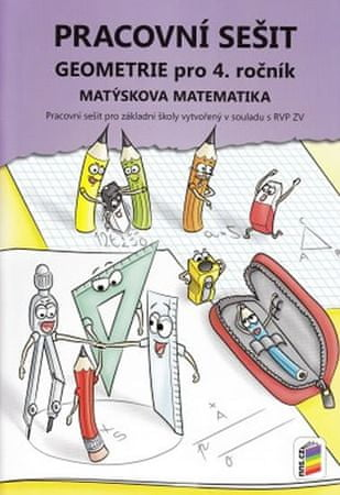 Matýskova matematika: Geometrie (pracovní sešit)