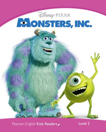 Ingham Barbara: Level 2: Monsters Inc