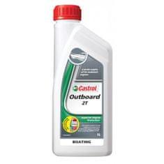 Castrol olje Outboard 2T, 1 L