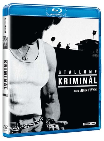 Kriminál - Blu-ray